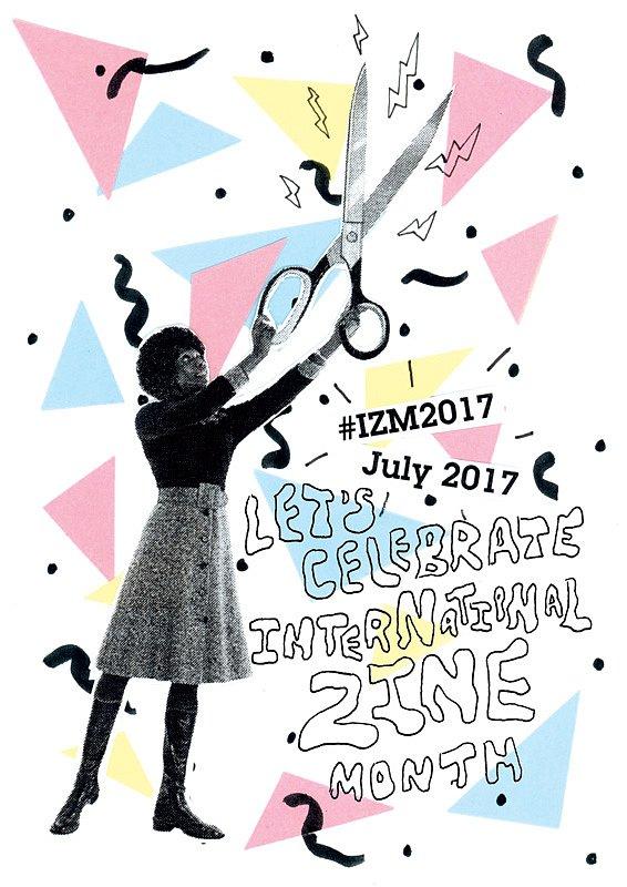 International Zine Month 2017