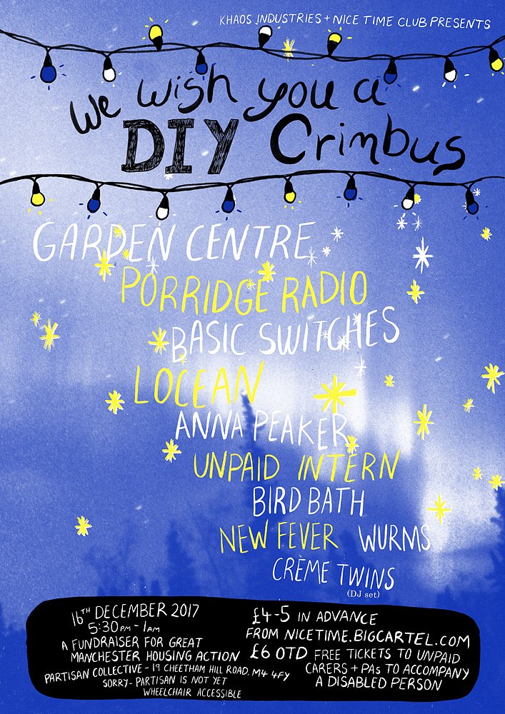 we wish you a DIY crimbus